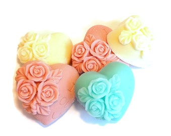 25 Wedding heart soap favors, Wedding soap favor, Bridal shower soap favors,  Soap bridal shower favor, Soap party favor, Soap wedding favor