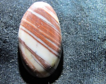 STIPED JASPER CABOCHON