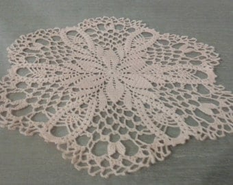 Doily lace salmon hook