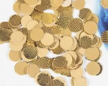 50 Gram, Round Gota Patti in Gold Colour