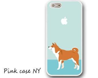 iPhone 6/ 6S/ 6plus/ 6S plus, iPhone 5/ 5S/ 5C, iPhone 4/ 4S, iPhone SE - Shiba Inu