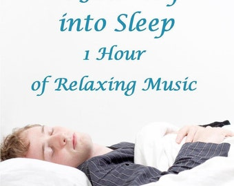 Music for Sleep - 1 Hour of Relaxing Music to aid restful sleep