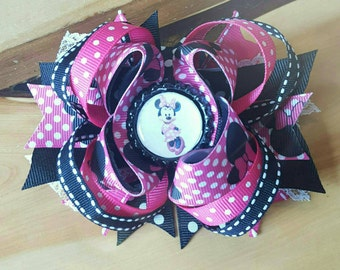 Add on matching bow or headband!
