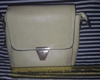 Pastel Green Cross Body Handbag
