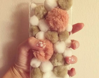 iPhone6 Plus Winter Furry Case