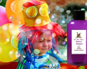 5 oz Natural Childrens / Baby  Shampoo &  Baby Wash No Tears Hypoallergenic Tear Free CHOOSE Essential Oil