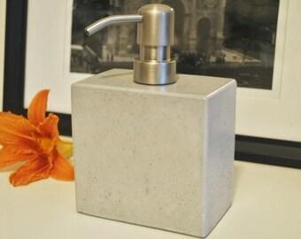 Concrete Soap Dispenser / Concrete Soap Pump / Kitchen Soap Dispenser Pump