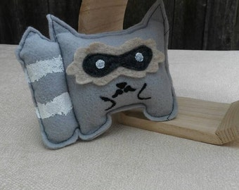 Hipster Raccoon Etsy