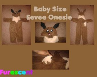 Baby EEVEE Onesie