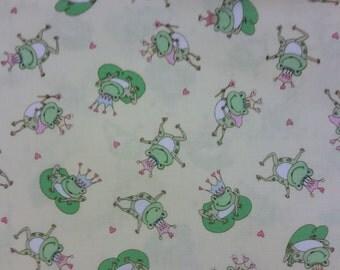 Crib Sheet / Toddler Bed Sheet