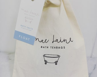 Float Bath Teabag