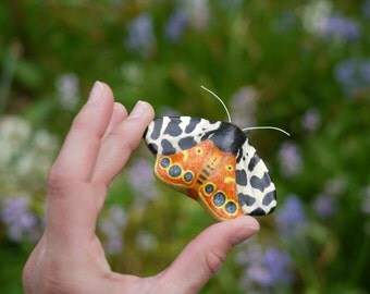 Garden Tiger Moth Ornament