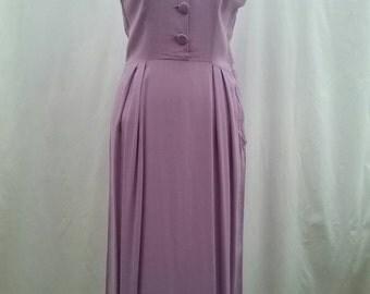 1950s Ladies lightweight summer dress