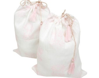 Yvoire Lingerie Bag Set-Wedding Season Sale -Special Price