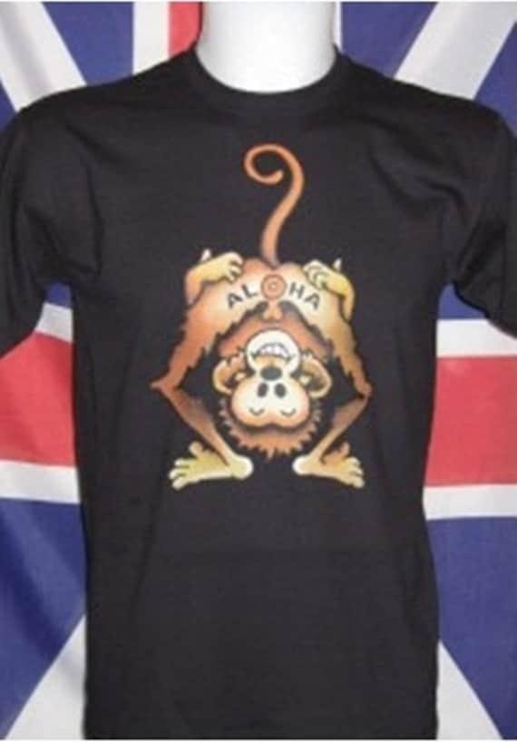 """70% off sailor jerry Tops - Sailor jerry """"aloha"""" shirt from ..."""