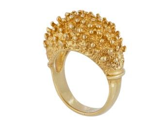 Gold Ezgik Ring