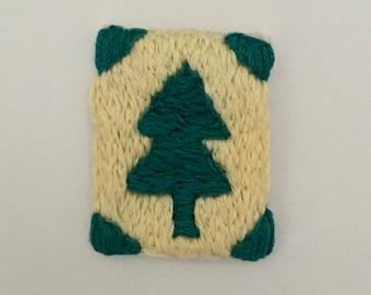 Pine Badge