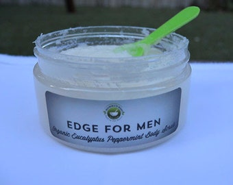 Foot Scrub, Body Scrub, Sugar Scrub, Organic Skincare, Natural Skincare, Sugar Scrub Jars, Anniversary Gift For Men, Boyfriend Gift,Gift Bag