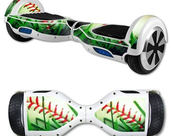 Skin Decal Wrap for Self Balancing Scooter Hoverboard unicycle Softball