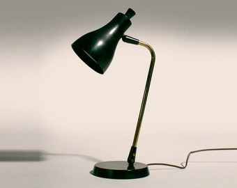 50's Mid Century Modern Gerald Thurston Lightolier Desk Lamp