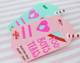 iPhone 5 Kawaii 100% Boys Tears Phone Case - 1 piece