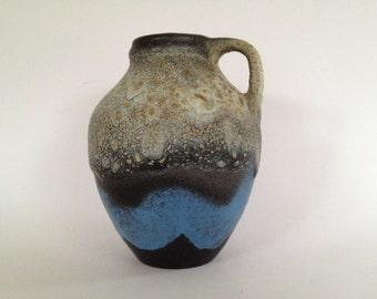 Carstens Tönnieshof  C 1003 - 15  Vintage vase Mid Century Modern 1970s   West Germany Pottery. WGP vase.