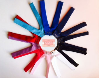 Handmade Blythe elastic jeans, 10 colours to choose!