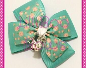 Handmade Giselle Enchanted Inspired Hair Bow