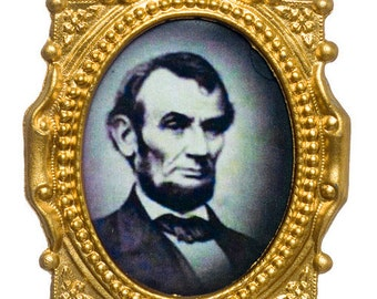 DOLLHOUSE MINIATURES Framed Portrait #TIN0103-TIN0111-TIN0112-TIN0113-TIN0865