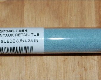 ULTRA SUEDE, 8.5 X 4.25 inches, Montauk, US7348-TB84, sold as 1 sheet in a tube.