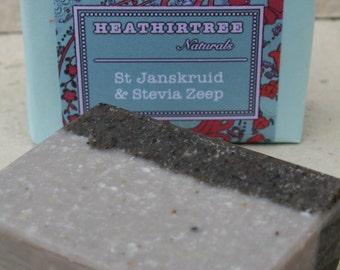 St John's Wort & Stevia Soap