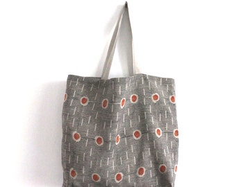 NEW Hand block printed and painted bag