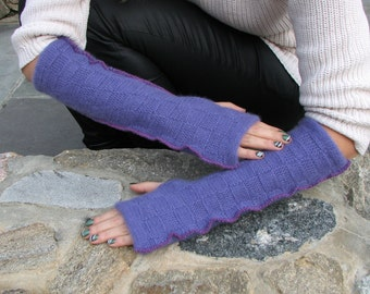 Cashmere Gloves - Fingerless Gloves