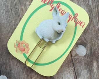 Hoppy Easter Bunny Paperclip