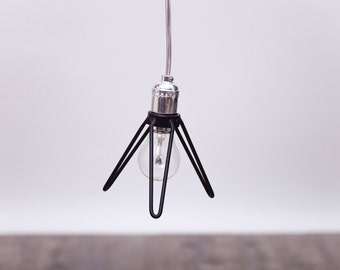 Industrial Lighting -Lighting -Industrial Lamp - Pendant Light -unique lamp - Industrial decor - Handmade -ceiling Light - Livingroom Decor