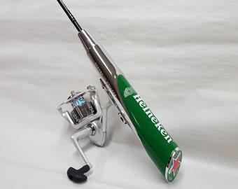 Heineken Premium Beer Tap Fishing Pole