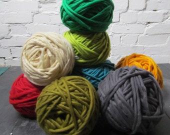 100g Fat Bubba Wool by MelaniePorterDesign
