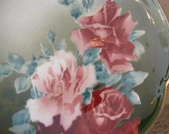 K&G Luneville, France pottery plate