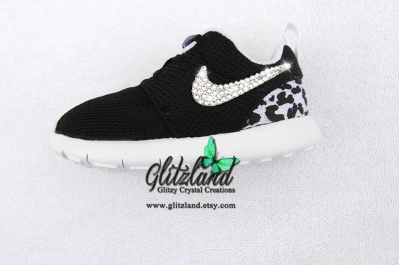 c16493d9fe33 Ready To Ship Swarovski Nike Baby Toddler Size 6 C by Glitzland on sale