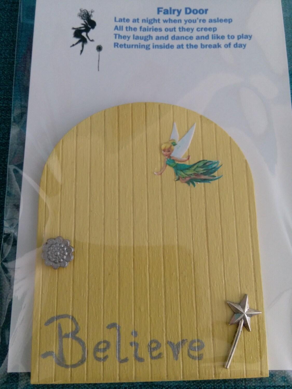 Handmade cute little fairy door by lollyslittlesminis on etsy for Little fairy door accessories