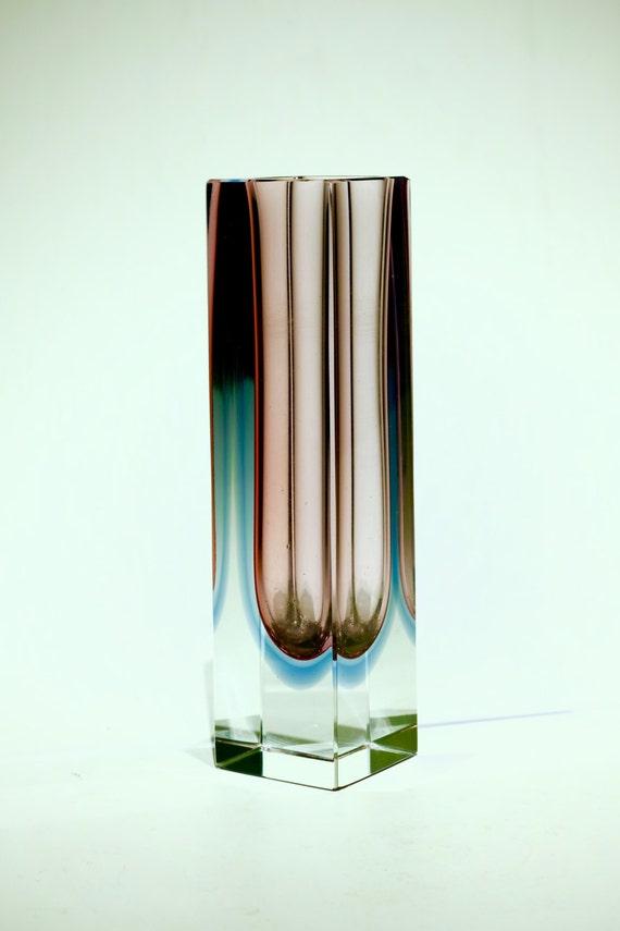 Casting A Rectangular Glass Vase