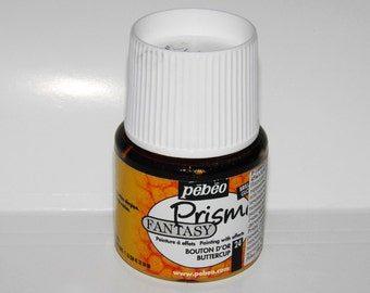 Pebeo fantasy prisme all surface effect paint 45ml bottles for Acrylic paint effects