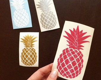 Pineapple Decal/Sticker