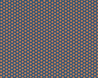 SZ826058 G Orange Dot by Suzuko Koseki Half Yard