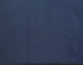 Navy Blue Upholstery Fabric - Upholstery By The Yard