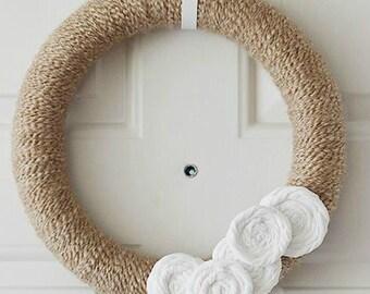 Cozy as it Comes Wreath
