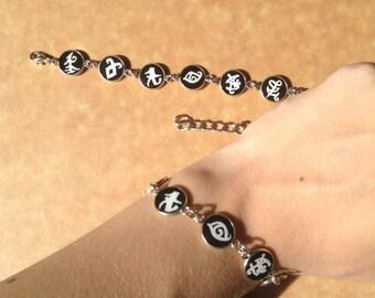 Mortal Instruments Rune Bracelet