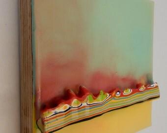 Encaustic Painting 235