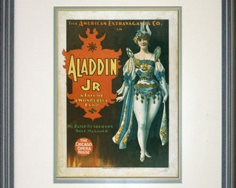Buy three theatre, burlesque or vaudeville posters and get a fourth free!