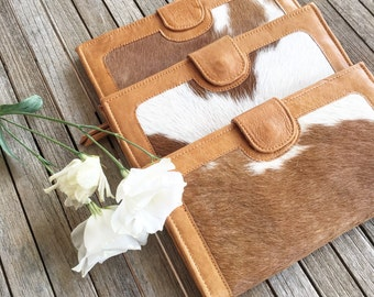 tan leather wallet | tan cowhide wallet | leather wallet | leather purse